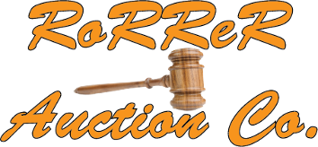 Rorrer Auctions Co.